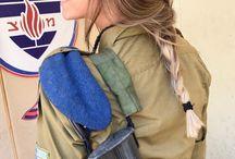 mulheres do exército