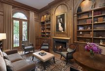 Home Library Design / For over 30 years BGD&C has been designing and building absolutely the best in new construction custom homes in Chicago's Lincoln Park & Gold Coast. Each home reflects a family's exact specifications coupled with meticulous craftsmanship, timeless aesthetics, and unparalleled service. Here is a collection of our favorite home library designs.