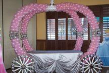 idéias decoração festa Alice 10anos