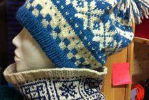 Strikk / Diverse strikk i butikken