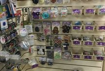 Retail Displays - Arts and Crafts Displays -