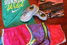 Getting fit gear / by Hannah Sogge