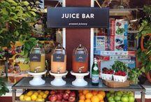 CC raw juice bar