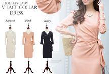 フォーマル:ドレス