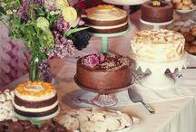 Dessert/Cake Tables
