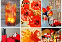 Party Ideas - Firefighter