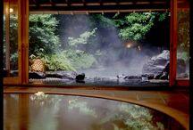 Ryokan Yasuragi Japanese Bath