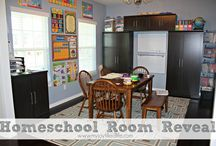 Playroom and Schoolroom Ideas / by Andrea Jardon