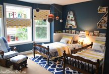 Boys rooms / by Kristy Maddox