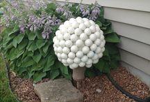 Golf Ball Crafts