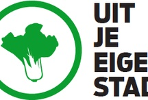 Go Green! / Een verzameling van groene en duurzame initiatieven waar ik blij van wordt! Suggesties zijn welkom!