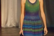 My favourite knitted dresses
