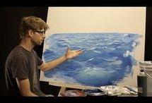 Acryl-bølger