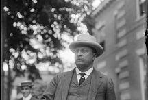 Theodore Roosevelt / Bully! / by Carolyn Gann
