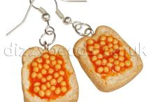 Food Jewellery - Earrings