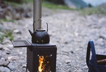 Fältovn / The Fältovn outdoor fireplace by Harrie Leenders is the perfect traveling companion. In your tent or under the stars, it keeps you warm and lets you cook a great meal. And bad weather? Never again!
