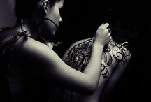 Roman Gabriella ~ The Spiral Tattoo project ~ / Roman Gabriella Design