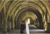 Fountains Abbey / Photographs by York Place>>http://www.yorkplacestudios.co.uk/fountains-abbey/