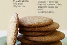 Koekjes en zoetigheden / Ook zoetigheden passen prima in een Weight watchers dag!