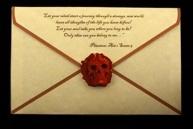 phantom of the opera invitations