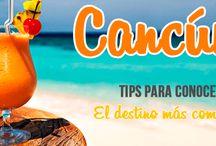 Tips para conocer a Cancún