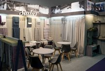 Heimtextil exhibition 2017 / For 24 years we have been participating in the largest international trade fair and contract textiles. This year we have come to this exhibition with our updated stand, where we met our longtime and new clients. It was a pleasure to meet everyone. See you next year!