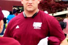 Brett Armour's Football / Mississippi State Bulldogs