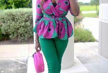 African tops