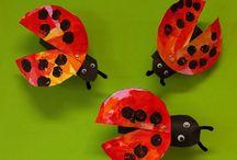Prentenboek vervelende lieveheersbeestje creatief