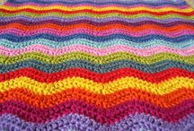 Crochet Blankets / All kind of lanket idea, some are Attic 24's / by Sorgot Bazman