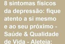 Depressão fica atenta