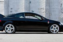 Acura RSX / by Tony Herman