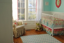 baby nursery ideas / This folder is full of different tips and ideas to make your angels nursery a place of sweet dreams. It has many ideas for color schemes and themes as well as storage and furniture ideas.