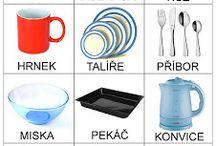 Slovní zásoba - V kuchyni / slovní zásoba a vyprávění