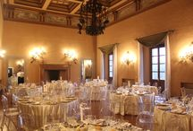 Allestimenti chiari a Villa Affaitati / Alcune idee per allestire con colori chiari