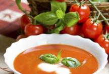 Soups / by AZ Cookbook | Feride Buyuran