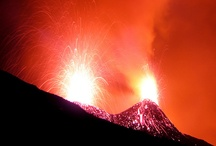 Sicily - Mount Etna / Mount Etna is Europe's tallest volcano