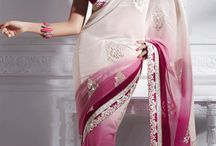 Indian Saris / Kinds of Saris in India