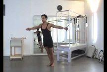 Pilates cadillac / Pilates cadillac