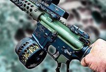 Guns of future