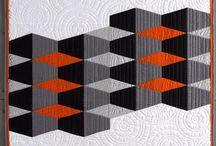 Quilts - 3D / by Clara Fda.