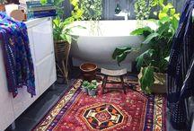 Bote A Mano // Persian Interiors / Discover Persian inspired interior designs.