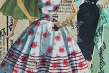 Vintage Sewing Patterns / by Retha Marcussen