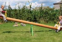 EUROPLAY Wippen - Seesaws / Bouncing and turning is both playing and moving together.  Kids love it. Sitting or standing, turning or bouncing, swinging or hanging, …  Movement is central to any playground.