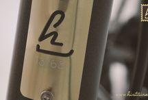 histoire.bike - la Voyageuse Classique Présérie 63 / Les vélos de Voyage Français en Séries Limitées.