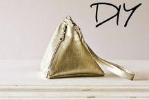 Bags, Pouches-DIY
