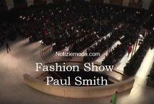 Paul Smith uomo / Paul Smith collezione e catalogo primavera estate e autunno inverno abiti abbigliamento accessori scarpe borse sfilata uomo.