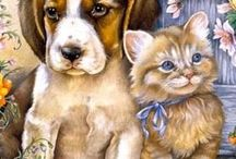 pes, mačka,..