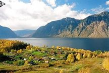 Алтай, телецкок озеро, т.д.
