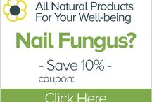 ~Healing Nail Fungus~ / A white or yellow spot under the tip of your fingernail or toenail is the first sign of nail fungus. Treat quickly to avoid a painful, stubborn and unsightly condition.